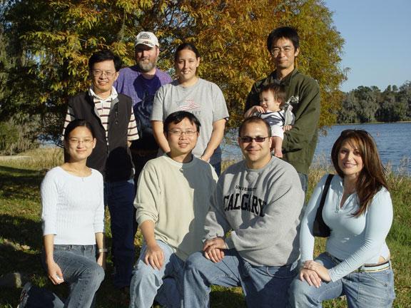 Chan Lab, December 2006