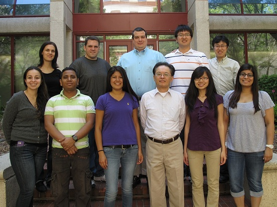 Chan Lab, March 2011